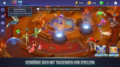 Screenshot 4 Dungeon Hunter Champions