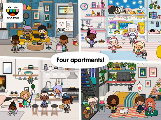 Toca Life: Neighborhood screenshot 6