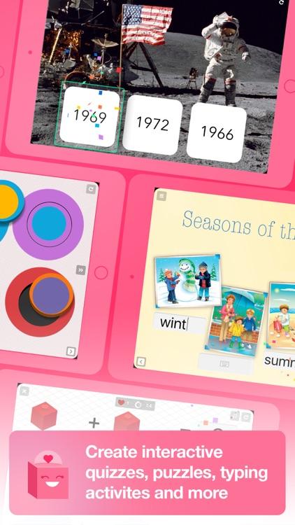 TinyTap, games by teachers screenshot-4