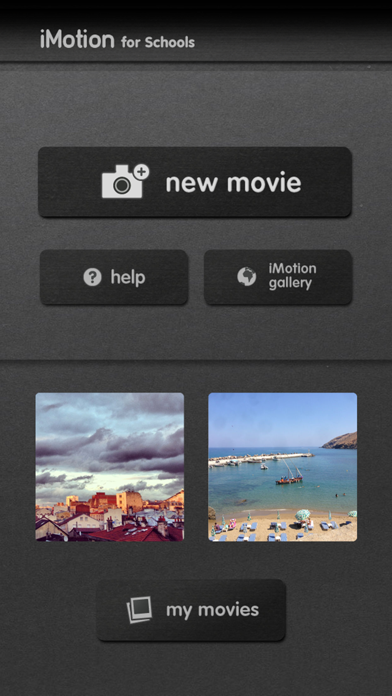 iMotion for Schools screenshot three
