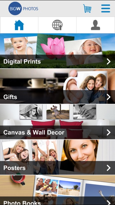 Download BIG W Photos Mobile for Pc