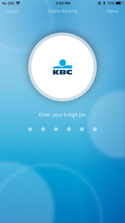 KBC Ireland Mobile Banking screenshot-4