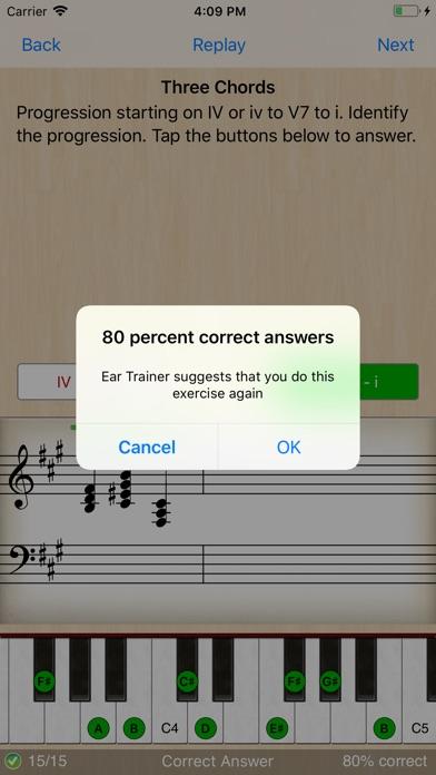 Ear Trainer Screenshot 3