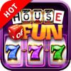 スロットカジノ‐ House of Fun