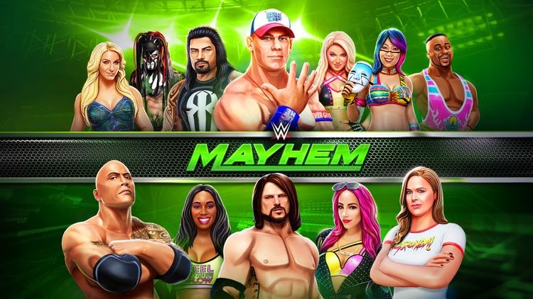 WWE Mayhem screenshot-0