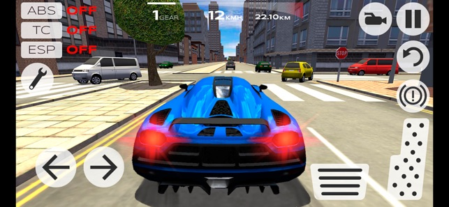 Car Driving Games >> Extreme Car Driving Simulator On The App Store