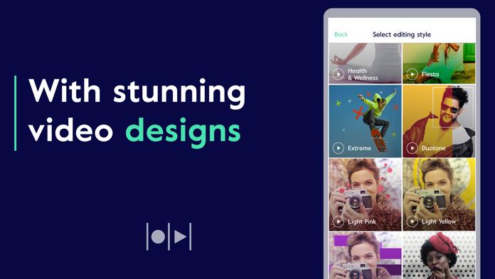 Magisto - Video Editor & Maker Screenshot