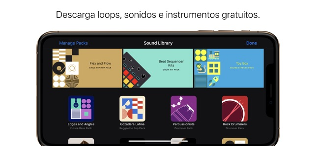 como descargar musica para iphone 5s gratis