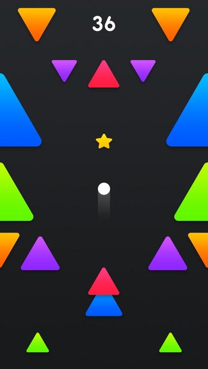 Skillball - Color Maze Jump