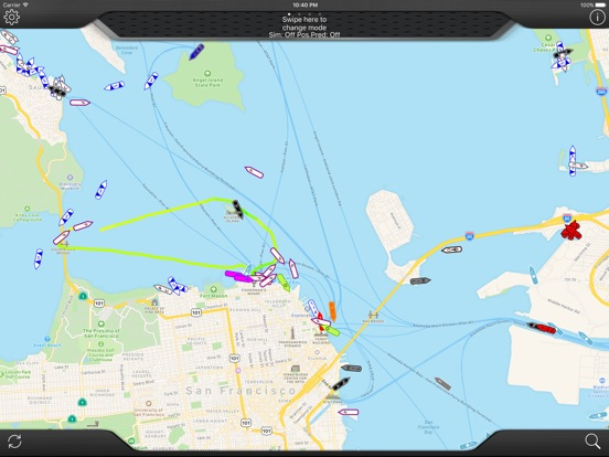 TrackaShip Live Marine Traffic IPA Cracked for iOS Free Download