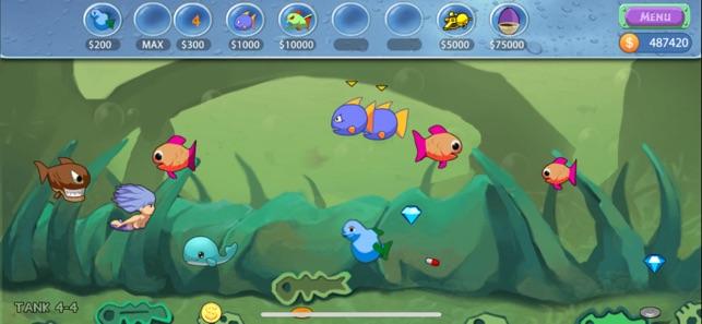 download game insaniquarium deluxe gratis untuk android