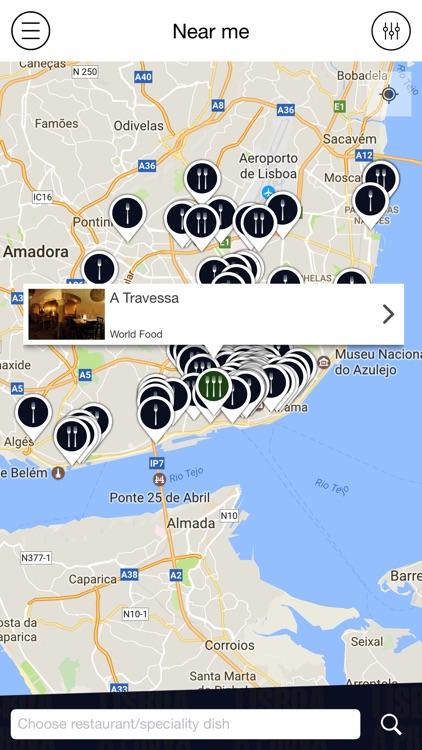 Lisbon's best restaurants