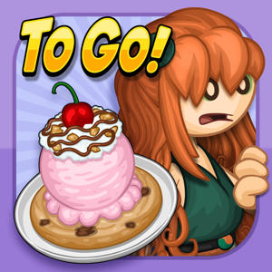 Papa's Scooperia To Go! - Games app