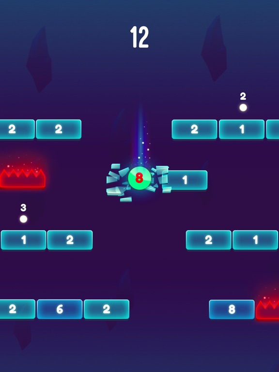 Endless Dash Bouncer screenshot 7