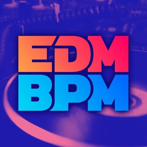 EDM BPM - BPM Counter iOS App