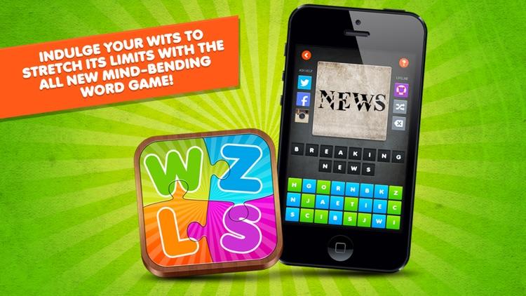 Rebus Puzzles Game - Wuzzles