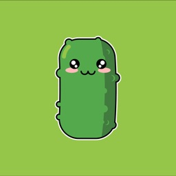 Kawaii Pickle