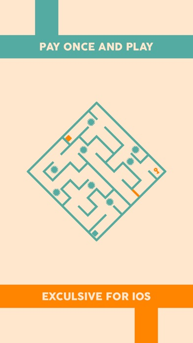 Minimal Maze screenshot 5