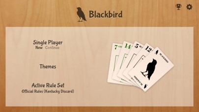 Blackbird! Screenshot