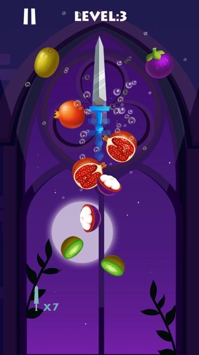 Knife Rush Fruit