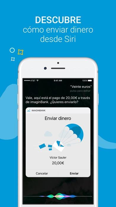 download imaginBank - Tu banca móvil apps 2