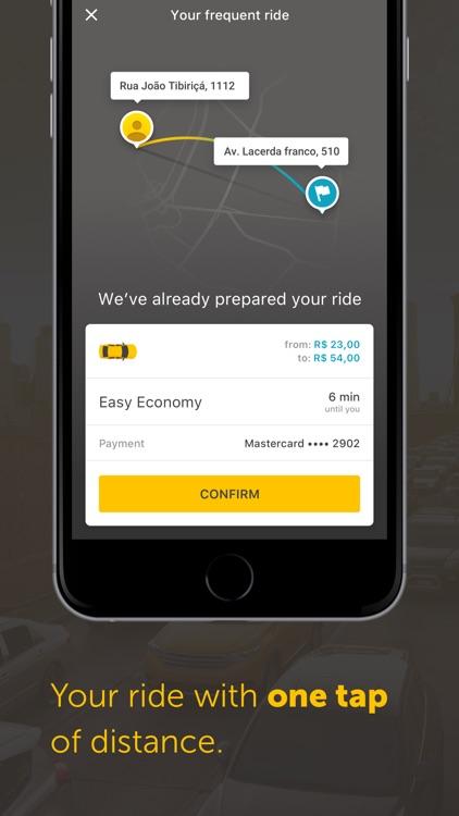 Easy - taxi, car, ridesharing screenshot-3