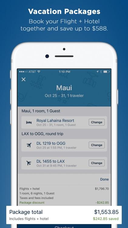 Travelocity Hotel, Flight & Vacation Package Deals screenshot-3