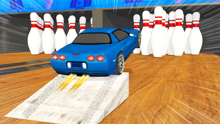 Car Bowling Champion Master 3D