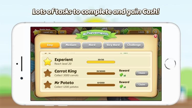 Mobile Ranch: Happy Farm screenshot-3