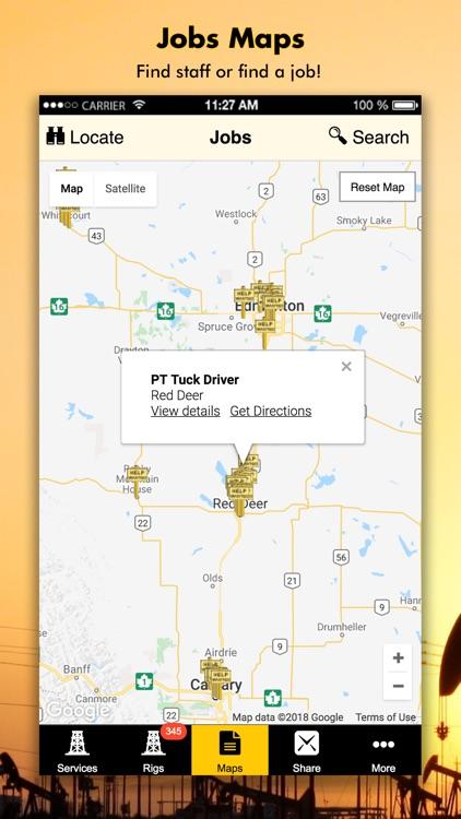 RiggerTalk Oilfield Network screenshot-3