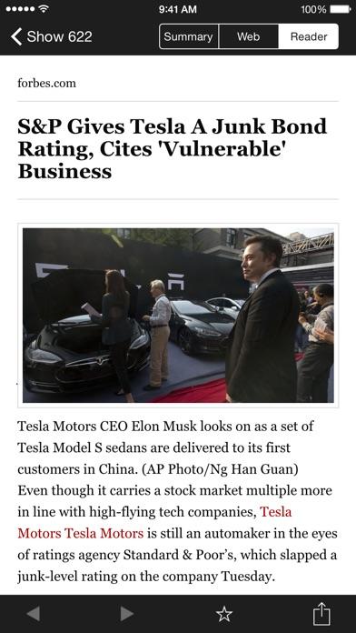 No Agenda News review screenshots