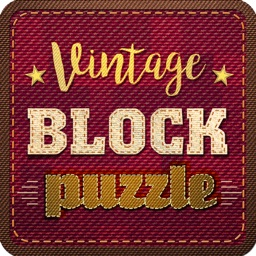 Vintage Block Puzzle Game