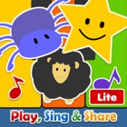 Play, Sing & Share Lite icon
