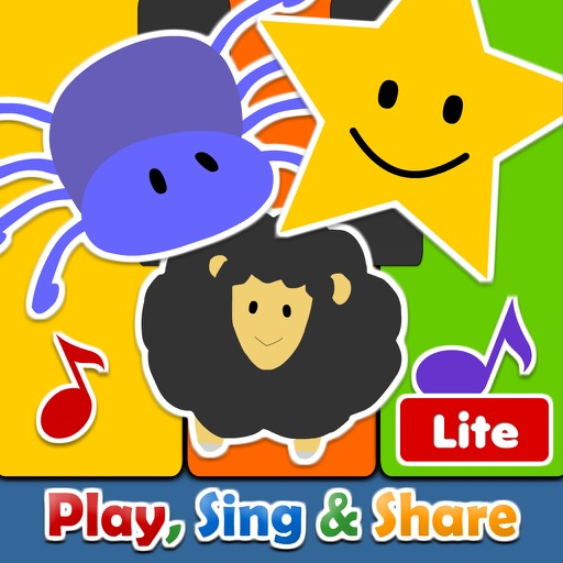 Play, Sing & Share Lite