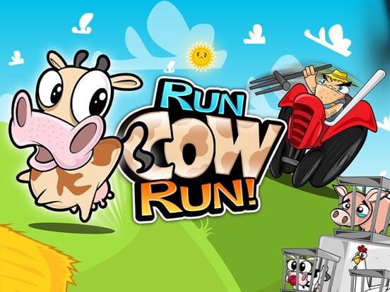 Screenshot #1 for Run Cow Run