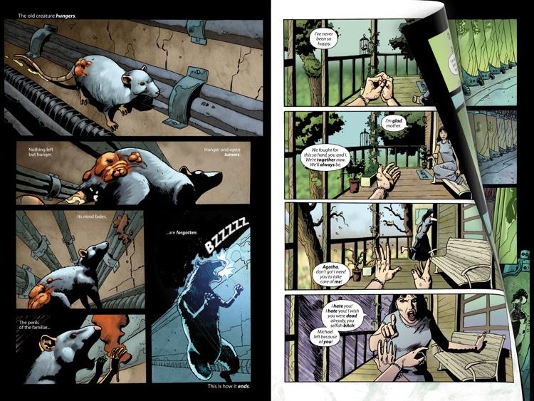 Comic Box screenshot-4