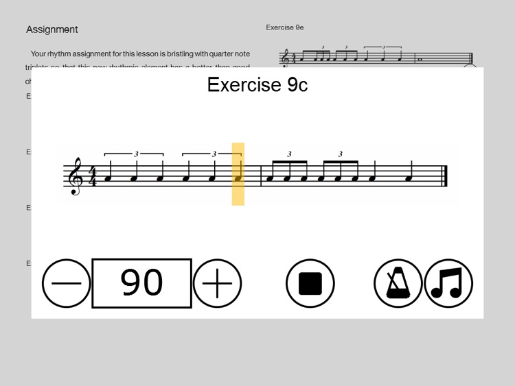 Reading Music with David Mead screenshot-3