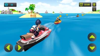 Kids Jetski Power Boat screenshot 2