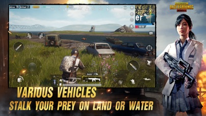 download PUBG MOBILE apps 2