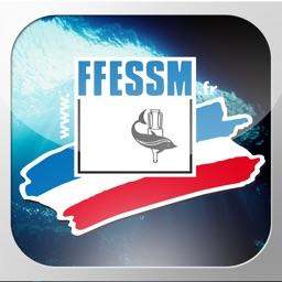FFESSM - Fédération Française d'Etudes et de Sports Sous-Marins. Plongée et Sports subaquatiques.