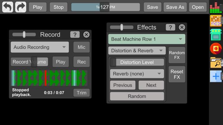 Beat Machine - Audio Sequencer