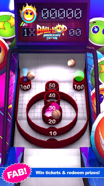 BALL-HOP Anniversary (Bowling) screenshot-3