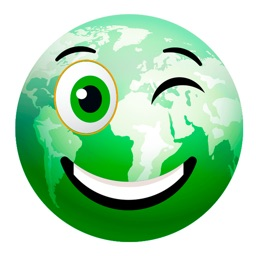 Green emojis for Earth Day