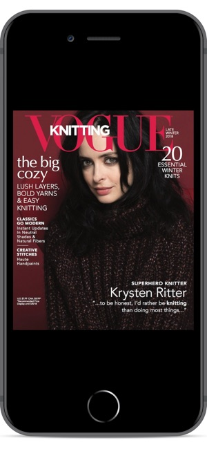 Vogue Knitting On The App Store