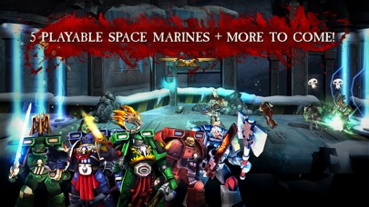 Screenshot #8 for Warhammer 40,000: Carnage