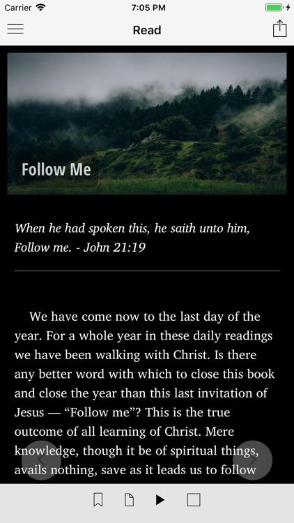 Daily Word of God screenshot-3