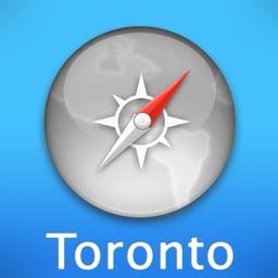 Toronto Travel Map