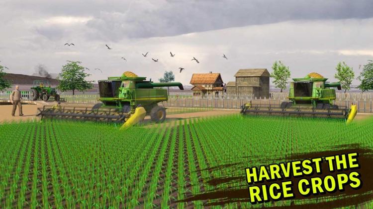 Real Farming Simulator: Farm Truck Driving School screenshot-4