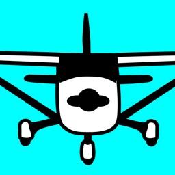 Cessna 182 Sticker App