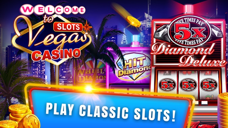 Slots - Classic Vegas Casino screenshot-0